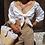 Blouse blanche à nouer Mia June summer blouse shopping femme mode pas cher festigals haute qualité premium luxe 2019