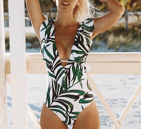 Monokini Tropical Nina festigals soldes inted zara asos berska undiz