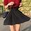 Jupe Plissée Taille Haute blanche noire zara festigals.fr avis clients site fiable soldes