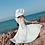 Robe longue Fendue Veniza robe d'été en dentelle asos zara festigals