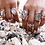 Set 6 Bagues Argentées Boho Stones