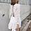 PREMIUM Robe Brodée Gypsy Oysho dos nu bohème style robe d'été pas cher soldes festigals zara asos h&m
