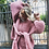 Cardigan Oversize Tresses Madrid Fait main - Hand Knitted Cardigans Women Coat Autumn Winter Long Sleeve Loose Sweater Women