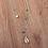 Collier 4 rangs doré chaînes Boho Shells louyetu bijoux femme hipanema moa zara asos festigals
