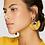 Boucles d'oreilles Pampilles Heartbreaker zara style festigals bijoux femme