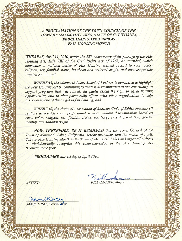 2020 TOML Fair Housing Proclamation.PNG