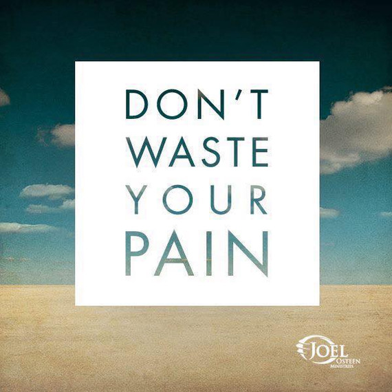 There's A Purpose to your Pain!