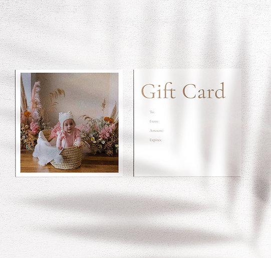 Bambino & Bundles Gift Voucher