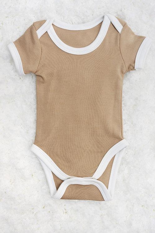 Caramel SS Bodysuit