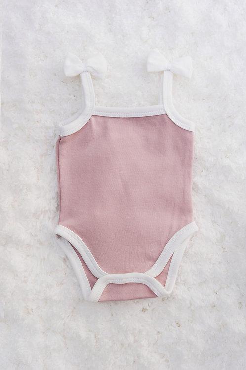 Flossy Ballerina Bow Bodysuit