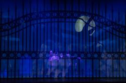 Garrett's gate