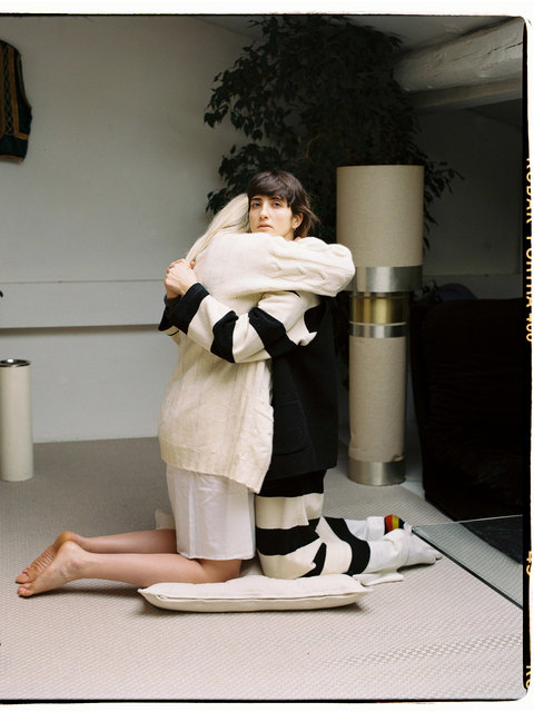 È possibile amare i vestiti che qualcuno ha già amato? Secondo Gioia & Matilda si - Mulieris incontra Loft Vintage