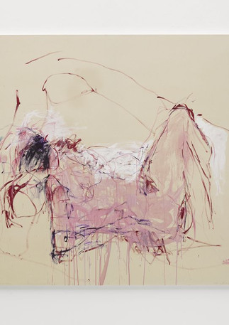 """Tracey Emin, """"It was all too Much"""", White Cube Bermondsey, London, 2019 Courtesy White Cube and the artist © Tracey Emin"""