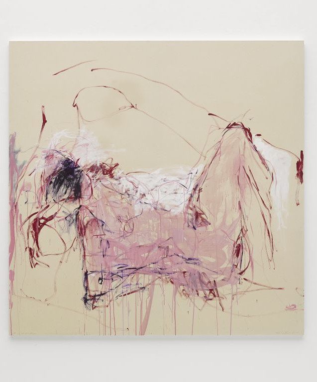 "Tracey Emin, ""It was all too Much"", White Cube Bermondsey, London, 2019 Courtesy White Cube and the artist © Tracey Emin"