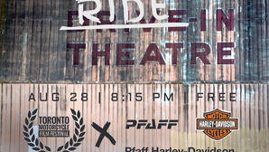 RIDE-IN THEATRE - AUGUST 28