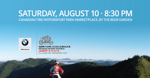 FREE OUTDOOR MOVIE NIGHT AT SUPERBIKE DOUBLEHEADER