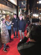 TMFF Red Carpet Interview