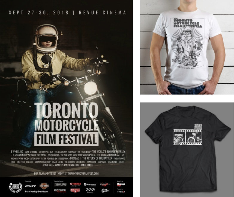 TMFF Poster and Festival Tees