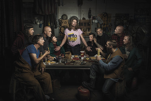 Freddy Fabris, The Renaissance Series: The Last Supper