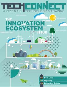 Tech Connect Magazine Spring 2018