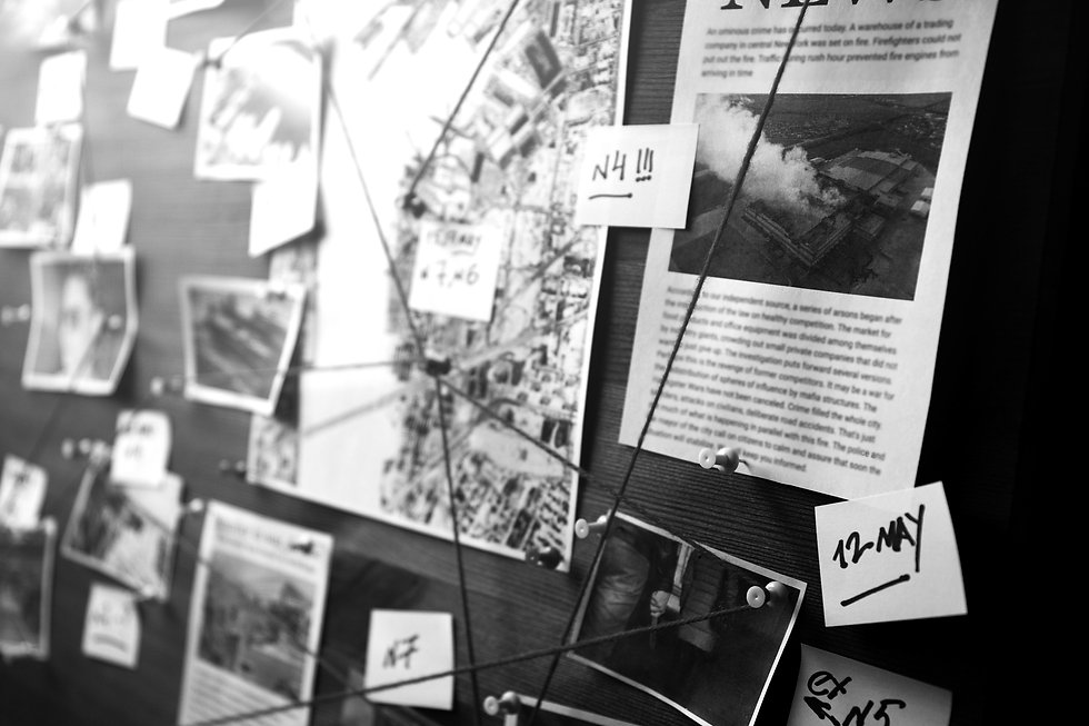 Detective%20board%20with%20photos%20of%2