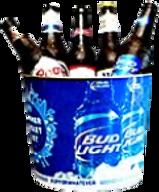 budweiser beer bucket.png