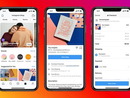 Facebook ve Instagram'ın Yeni Alışveriş Özellikleri