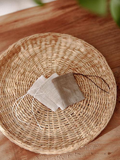 Set Túi Lọc Trà Bằng Vải / Reusable Tea Bag