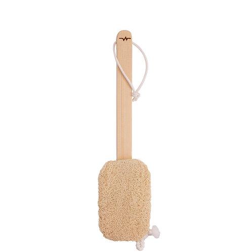 Cây Chà Lưng Xơ Mướp / Handle Loofah Back Brush