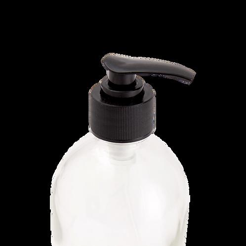 Lọ Thuỷ Tinh, Vòi Pump/ Glass Bottle With Plastic Pump Head, 350ml