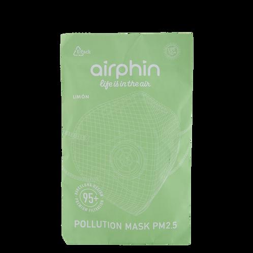 Khẩu Trang Lọc Bụi Mịn Airphin/ Air Pollution Mask Airphin - Multi Colors - Size