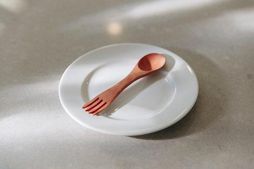 Muỗng Nĩa Dao 3 trong 1 / 3 IN 1 Spork 17cm