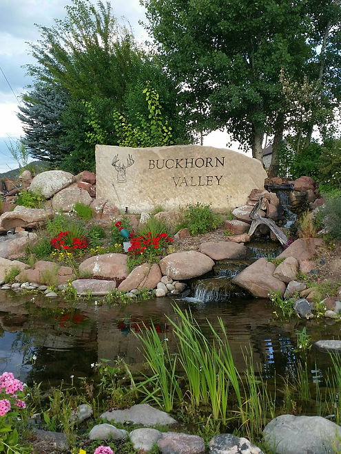 Buckhorn Valley stone monument