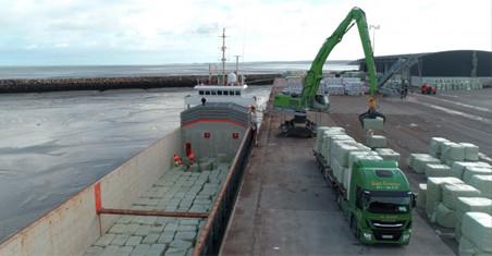 Guyot environnement exporte vers la Suède son combustible fabriqué à partir de déchets ultimes.