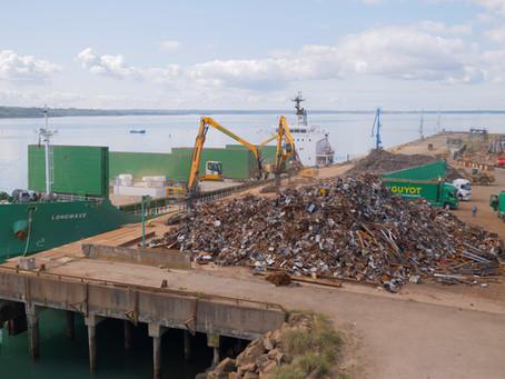 Une première pour un port breton