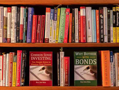 Investing Book Recommendations