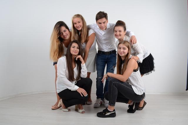 Наши крошки )