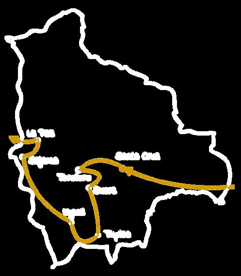 Itinéraire Bolivie 4 semaines
