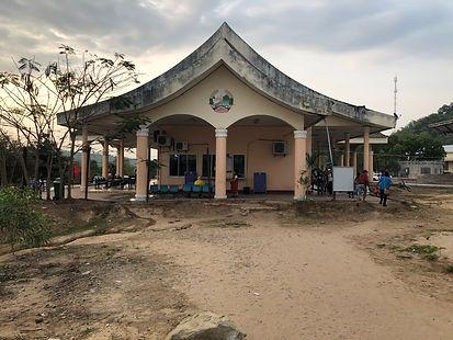 Frontière Thaïlande - Laos