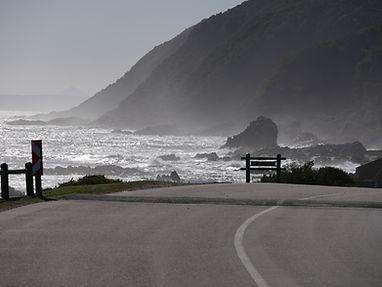 Route vers le Cap