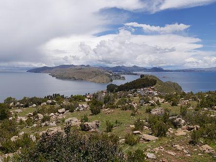 Photo Lac Titicaca