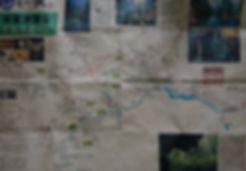 Carte parc zhangjiaje