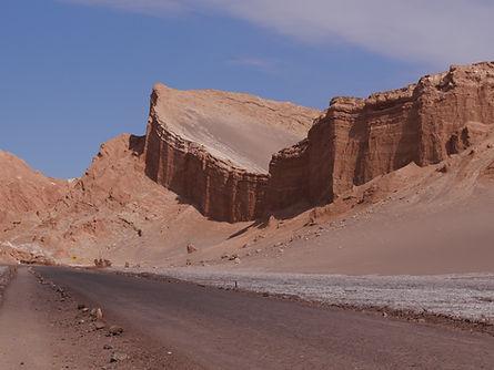Vallée de la Lune, San Pedro de Atacama