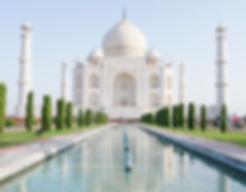 Taj Mahal matin