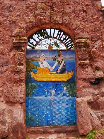 Porte de Llachon