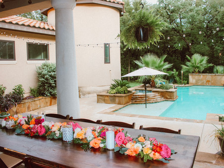 Tropical Engagement Party!