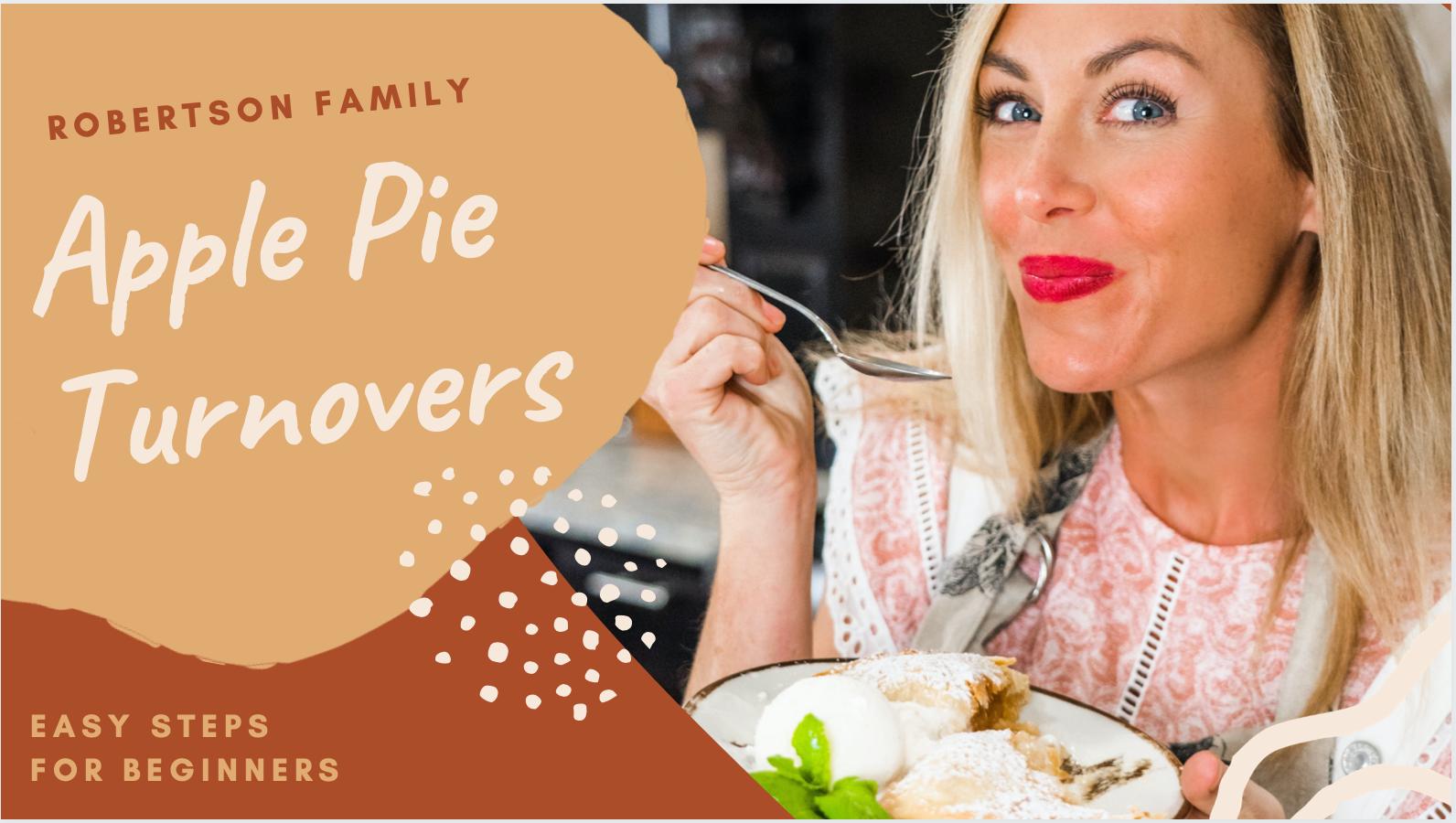 Apple Pie Recipe YouTube Cover