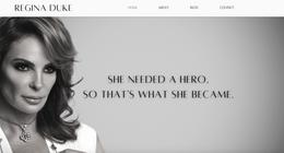 Monica's MArketing Website Design Austin
