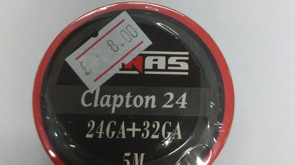 Dynas Clapton 26 wire 5m