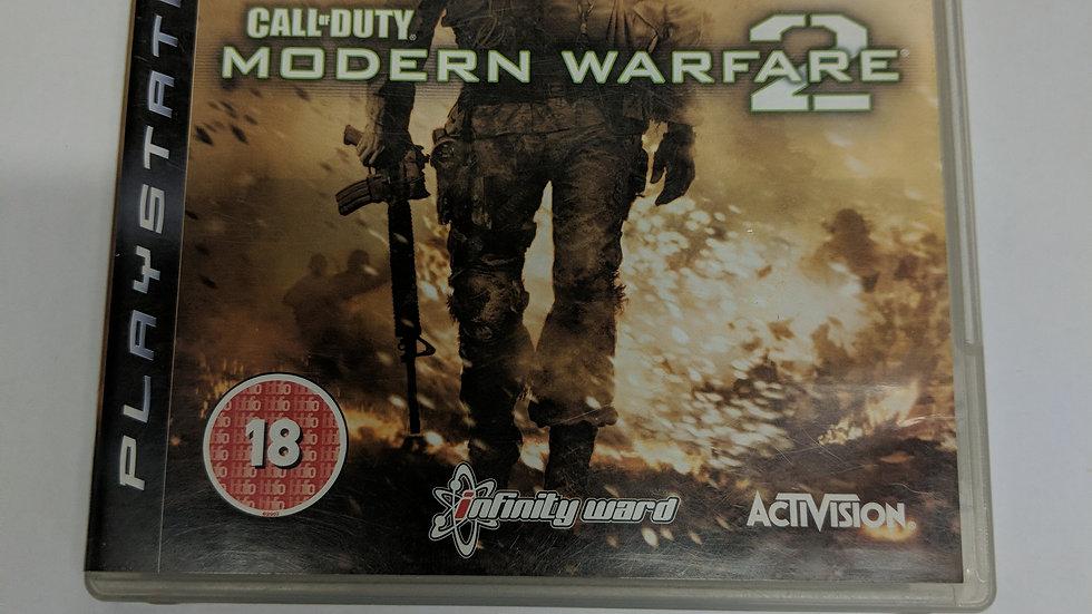 PS3 modern warfare 2